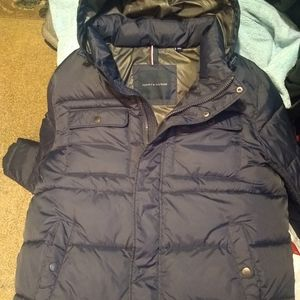 Tommy Hilfiger puffy jacket